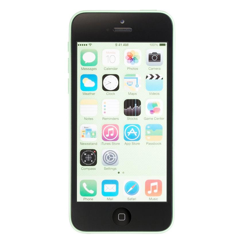 Apple iPhone 5C - 32 GB - Hijau - Grade A + Gratis Power Bank 20000mAH