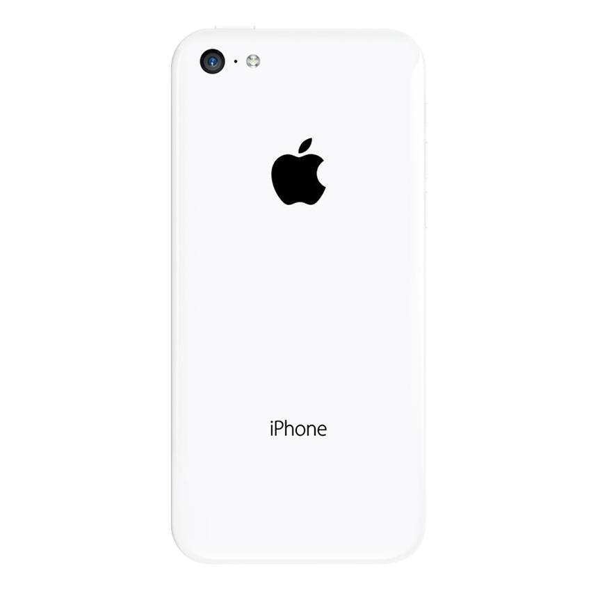 Apple iPhone 5C - 32 GB - Putih - Grade A + Gratis Tempered Glass