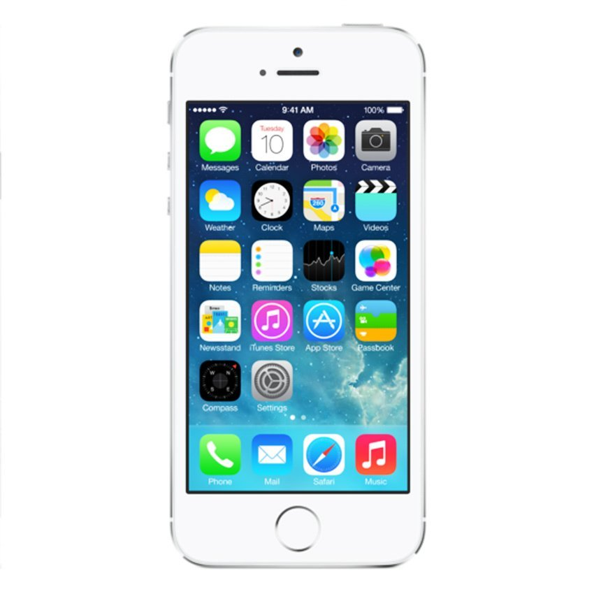 Apple iPhone 5S - 16 GB - Silver