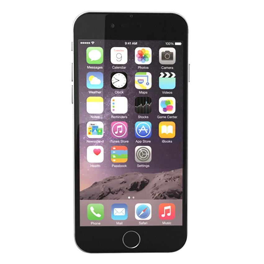 Apple iPhone 6 - 16 GB - Silver