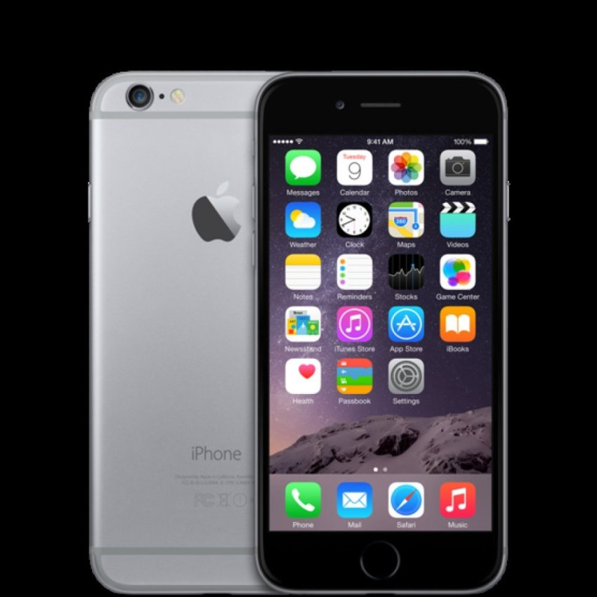 Apple iPhone 6plus 64gb - Space Grey