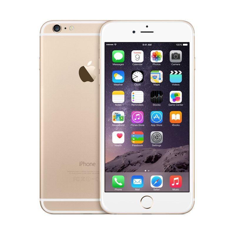 Apple iPhone 6S - 64 GB - Emas