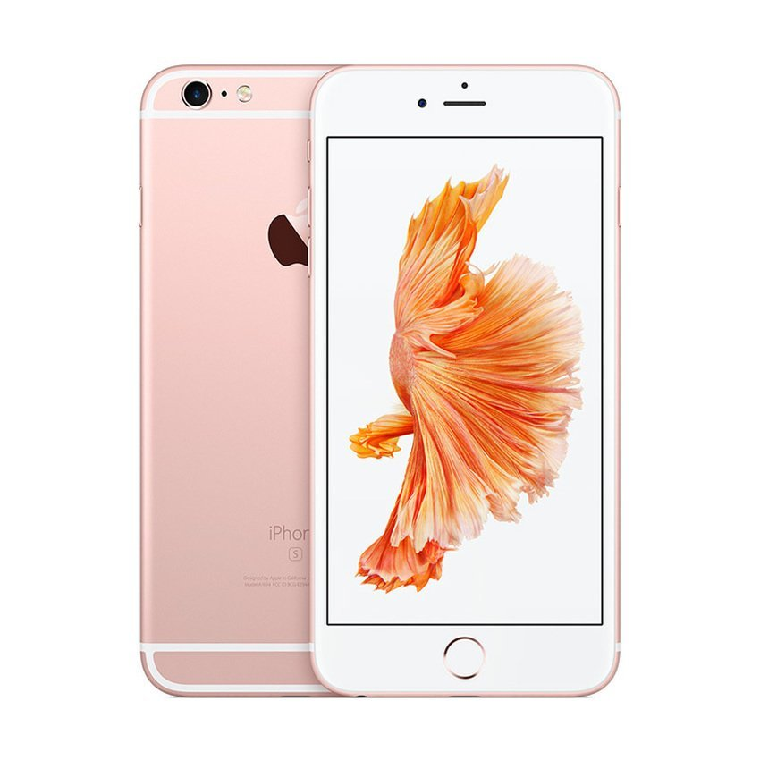 Apple Iphone 6s Plus - 128GB - Emas Gold