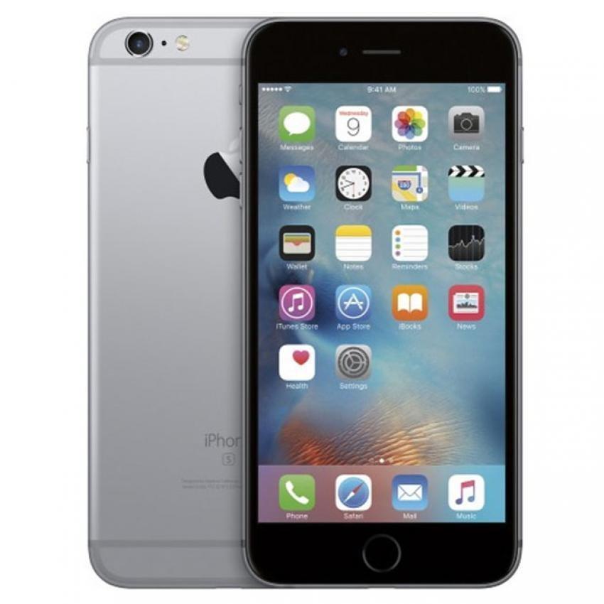 Apple iPhone 6S Plus - 64 GB - Abu-abu