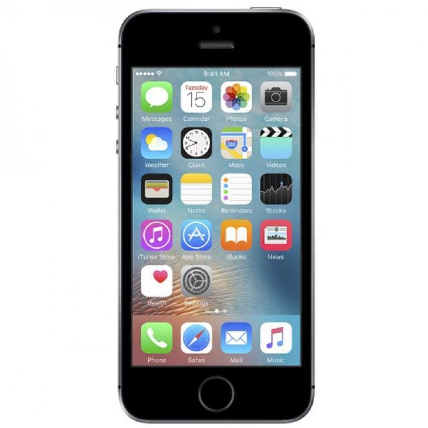 Apple iPhone SE 16GB - Space Gray