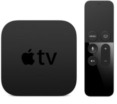 Apple TV 4th Generation - 64gb - Hitam