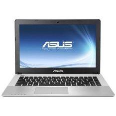 """Asus A455LF-WX039D - 4GB RAM - Ci5-5200U - 14"""" - Hitam"""