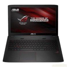 "Asus ROG GL552JX-XO305D - RAM 4GB - Intel Core i7-4750HQ - 4GB - 15.6"" - Hitam"