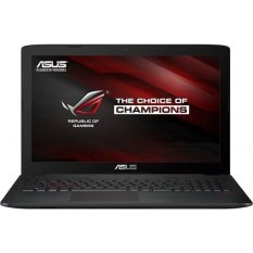"Asus ROG GL552V - 15.6""FHD - Intel i7 6700HQ - RAM 16GB DDR4 - 1TB HDD+128GB SSD - Hitam"