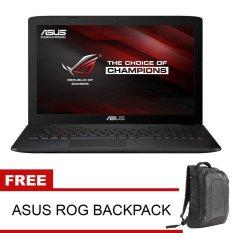 "Asus ROG GL552VW - CN461D - 15.6"" - Intel Core i7-6700HQ - 8GB RAM - Black"