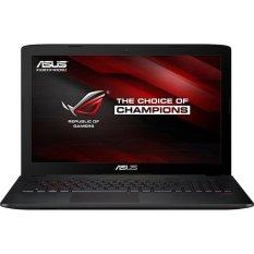 "Asus ROG GL552VX-DM018D - 15.6"" - Intel Core i7-6700HQ - 4GB DDR3 - 1TB HDD- VGA 4GB - Hitam"