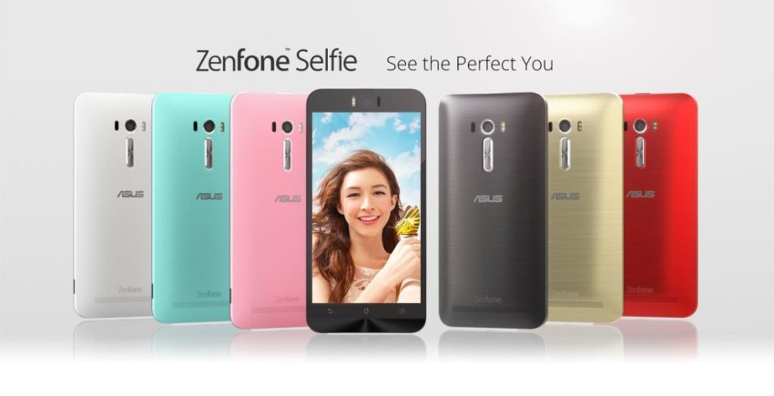 ASUS Selfie ZD551KL - 16GB - Perak