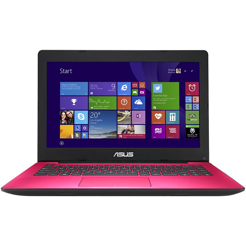 """Asus X453SA-WX004D - N3050 - 2GB - 14"""" - DOS - Pink"""