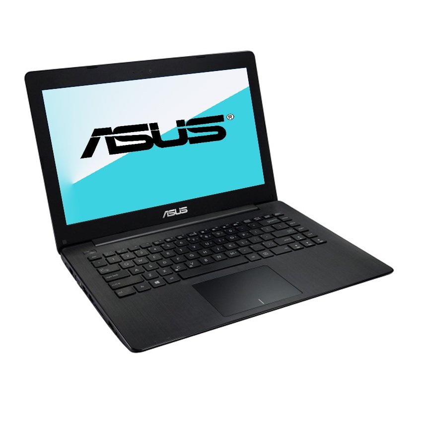 "Asus X453SA-WX006D - RAM 2GB - Intel QuadCore N3700 - 14""LED - Hitam"