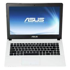 """Asus X552WA-SX077D - 2GB RAM - AMD Dual Core E1-6010 - 15.6"""" - Putih"""
