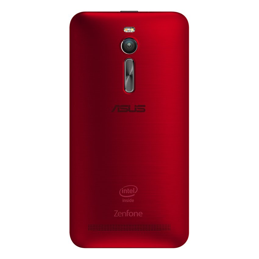 Asus Zenfone 2 HD ZE551ML-6C201ID - 16 GB - Merah