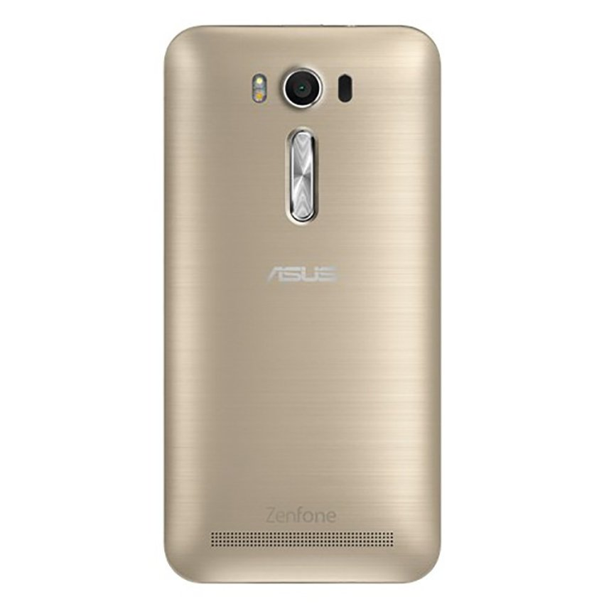 Asus Zenfone 2 Laser ZE500KG 3G - 16GB - Gold + Bonus MMC 16GB & Tempered Glass