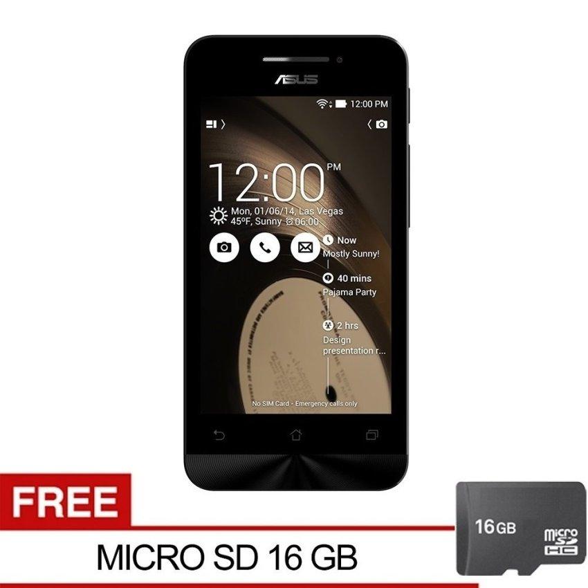 Asus Zenfone C ZC451CG - 8GB - Gold + Bonus MMC 16GB