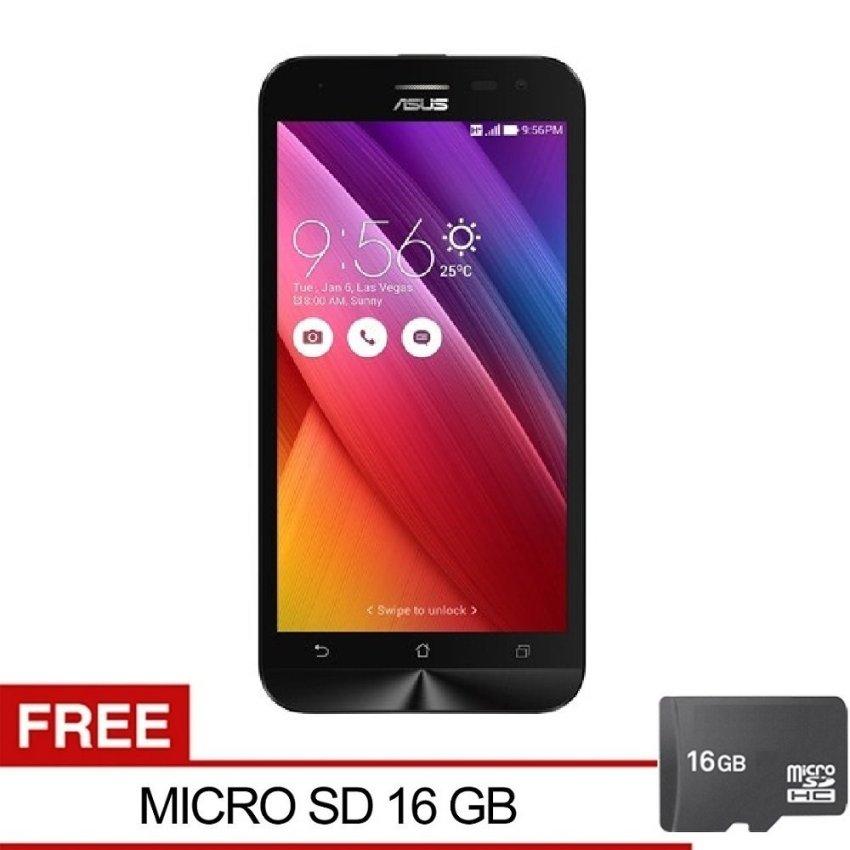 Asus Zenfone C ZC451CG - 8GB - Merah + Gratis Micro SD 16GB