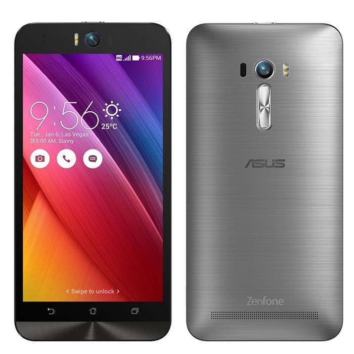 Asus Zenfone Selfie-ZD551KL - 16 GB - Silver