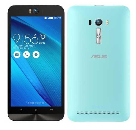 Asus Zenfone Selfie ZD551KL - 32GB - Aqua Blue