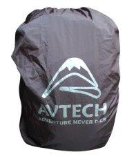 Avtech Rain Cover Daypack Silver 1626