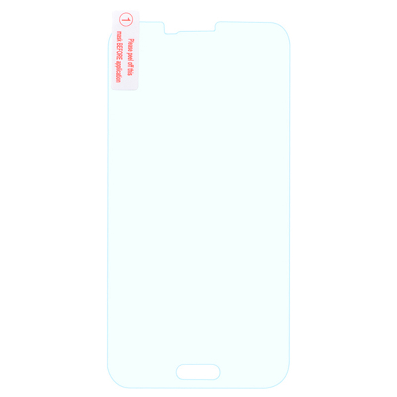 AZONE Tempered Glass Screen Protector Cover Plane 0.4 Film For Samsung S5/I9600 (Clear)