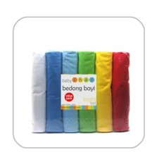 Baby Chaz Bedong Bayi Value Pack Bright 6 in 1