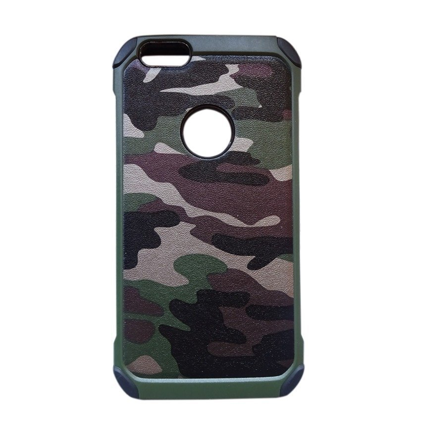 Back Case Army for iPhone 6 - Hijau