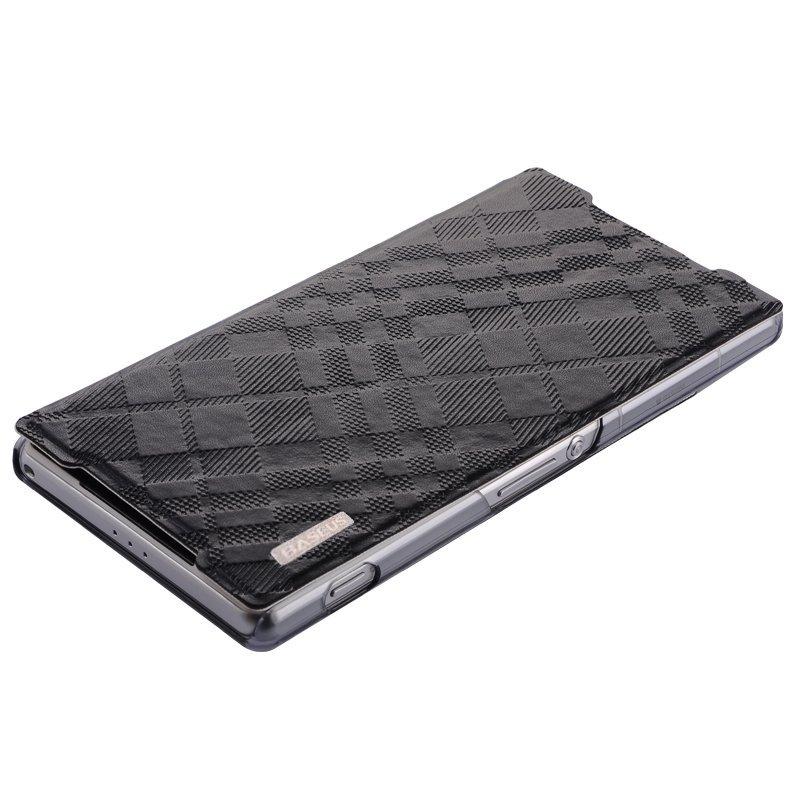 Baseus Brocade Case For Sony Xperia Z2 - Hitam