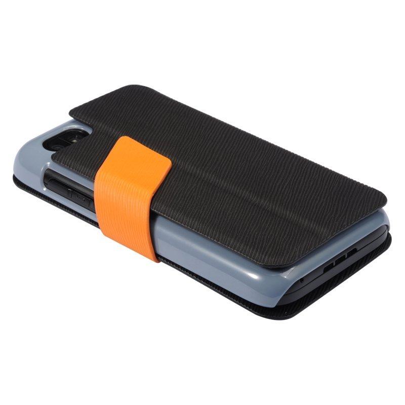 Baseus Faith Leather Case For Blackberry Q5 Black
