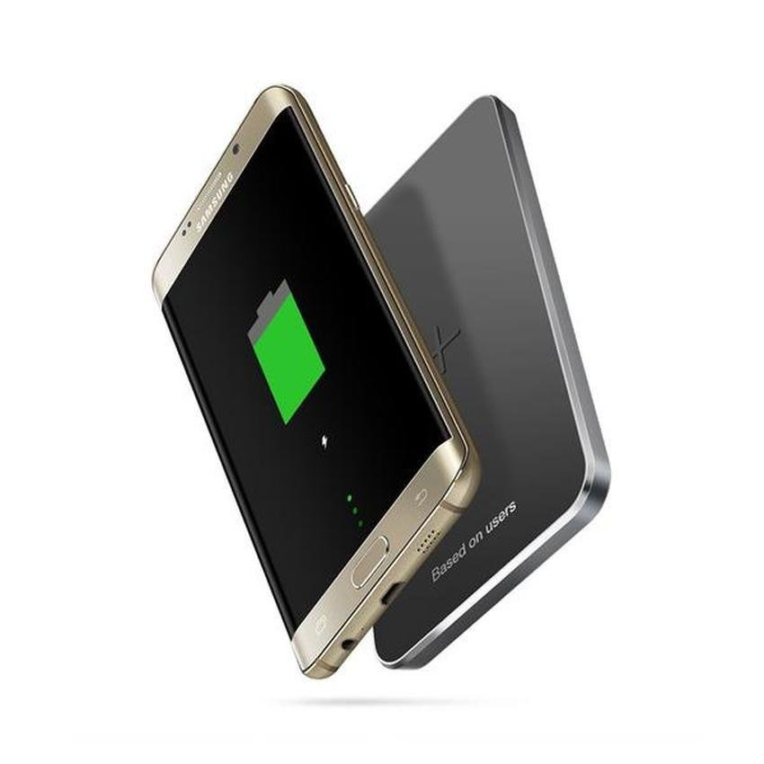 Baseus Wireless Charging Pad / Rectangle Baseus Flare Series