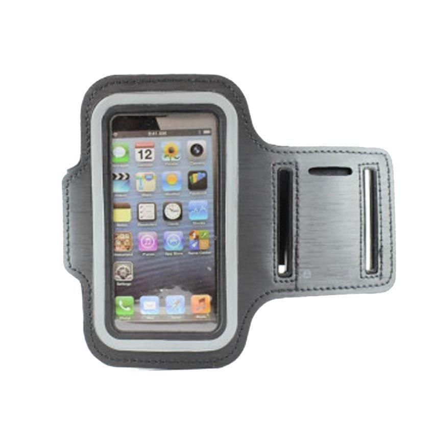 Belkin Armband Jogging Sport iPhone SE / 5S / 5 - Hitam