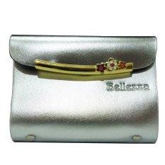 Bellezza 32071-01 Card Holder - Silver