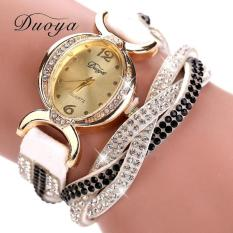 Bigskyie Duoya Hot Selling Luxury Fashion Heart Pendant Women Watches Whit Free Shipping