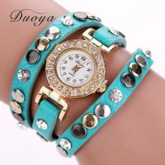Bigskyie Luxury Rhinestone Bracelet Women Watch Ladies Quartz Watch Women Wristwatch Blue Free Shipping
