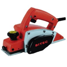 Bitec Mesin Planer Serut Kayu 82 mm Red Series - PM 190 NB