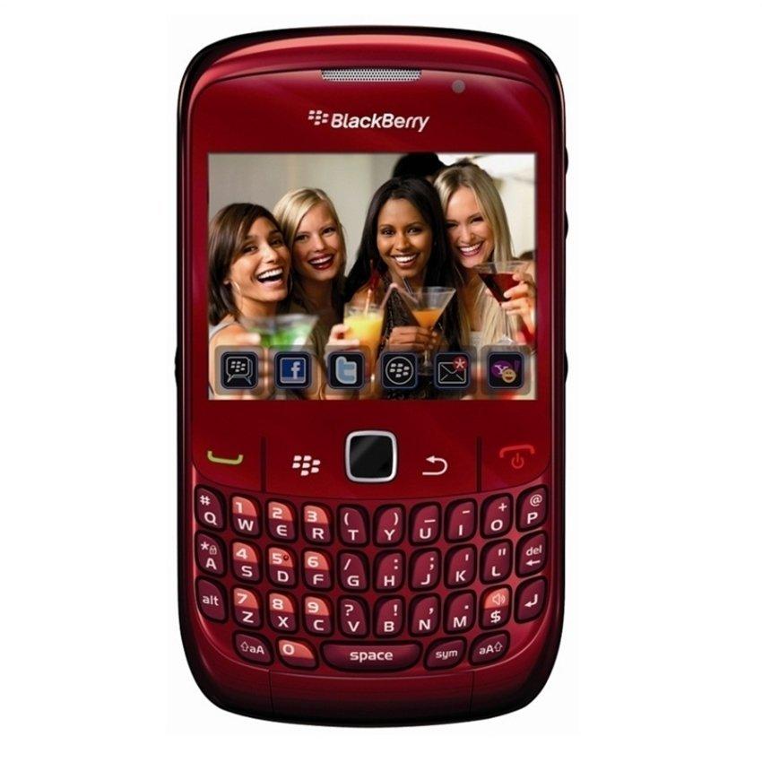 Blackberry 8530 CDMA - 256MB - Merah