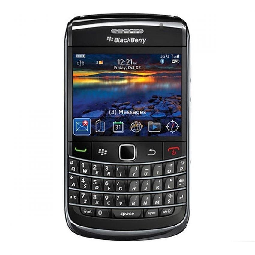 Blackberry 9700 Onyx - 256MB - Hitam