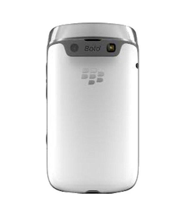 Blackberry 9790 - 8GB - White