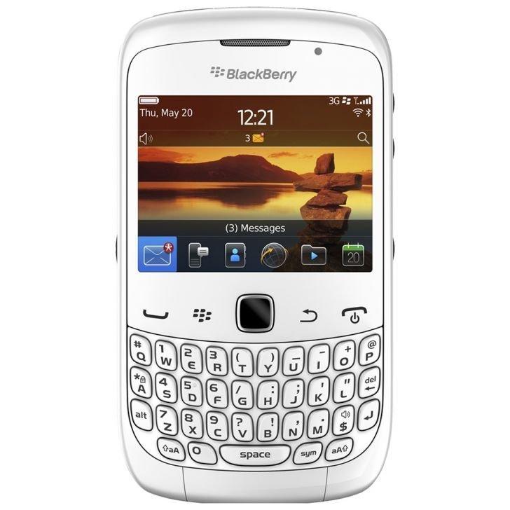 Blackberry Kepler 3G 9300 - Putih