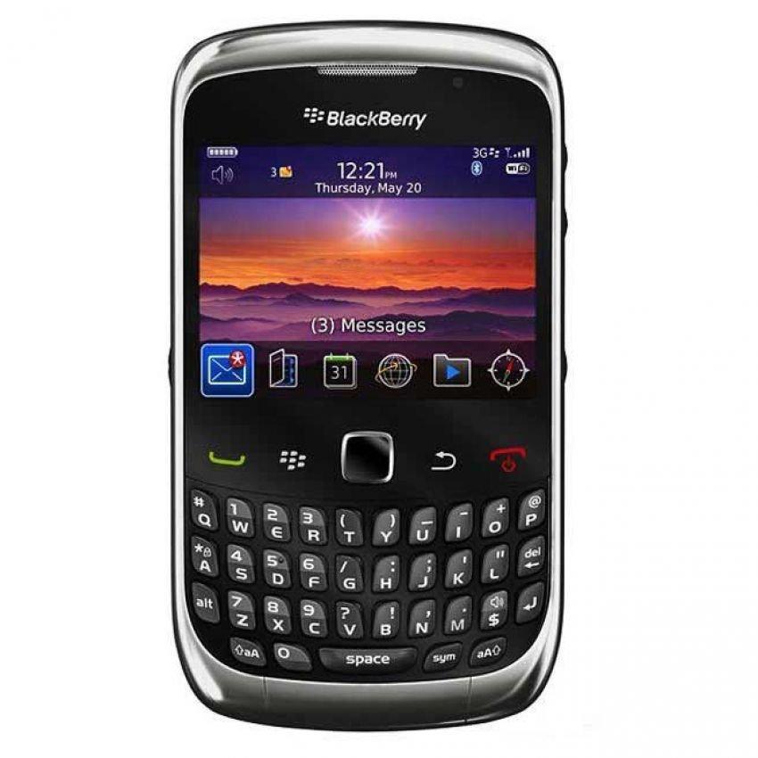 Blackberry Kepler 9300 Original - 256 MB - Hitam
