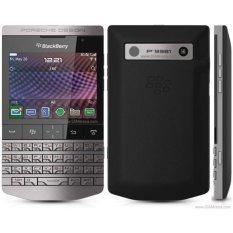 Blackberry Porsche Design Back Case P9981 - Hitam