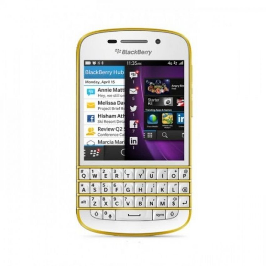 Blackberry Q10 - 16GB - Gold