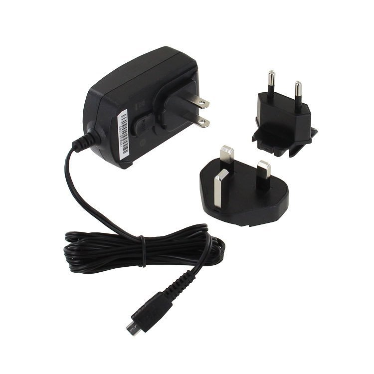 Blackberry Travel Chager Micro Usb Oem - Black