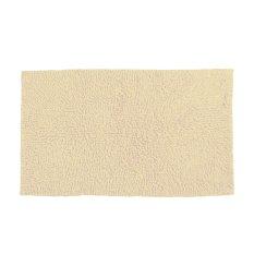 Bleu Duvin Keset Kamar Mandi 90 x 55 cm - Off White Cream