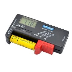 Bluelans Digital LCD Battery Tester Volt Checker For 9.1.5V AA AAA Cell BT-168D