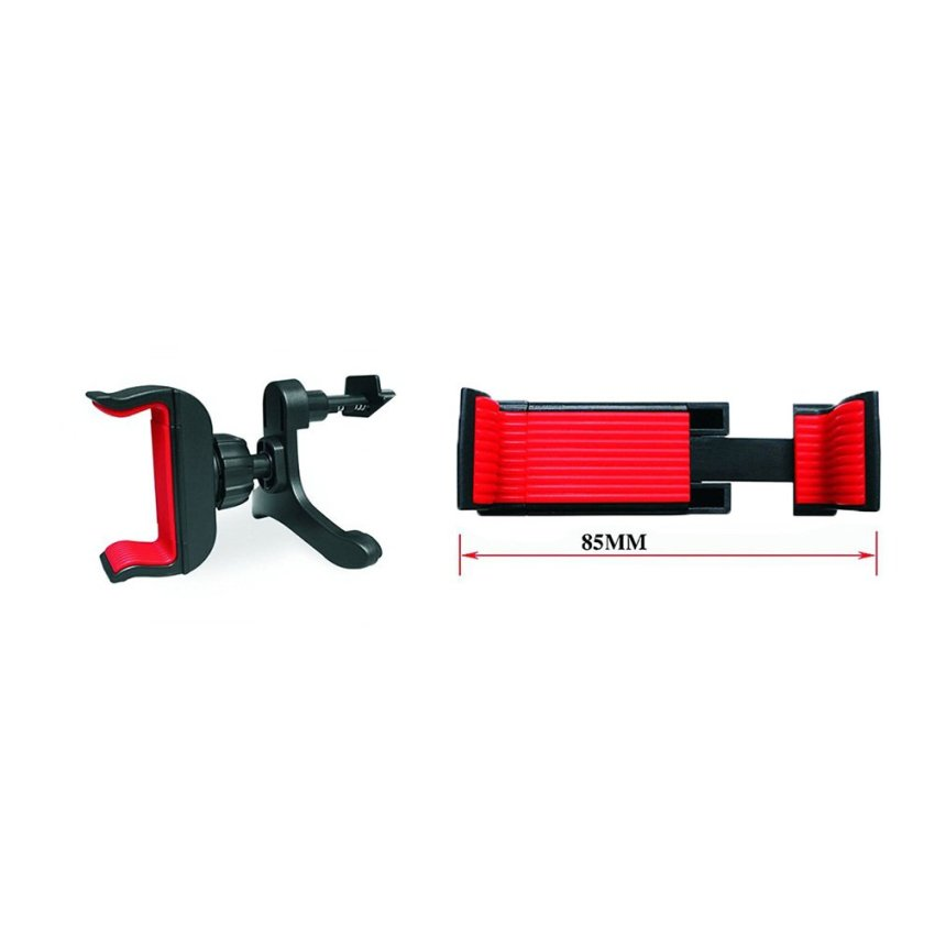Bluesky Car002 Car Mount Holder Cradle (Black/Red) (Intl)