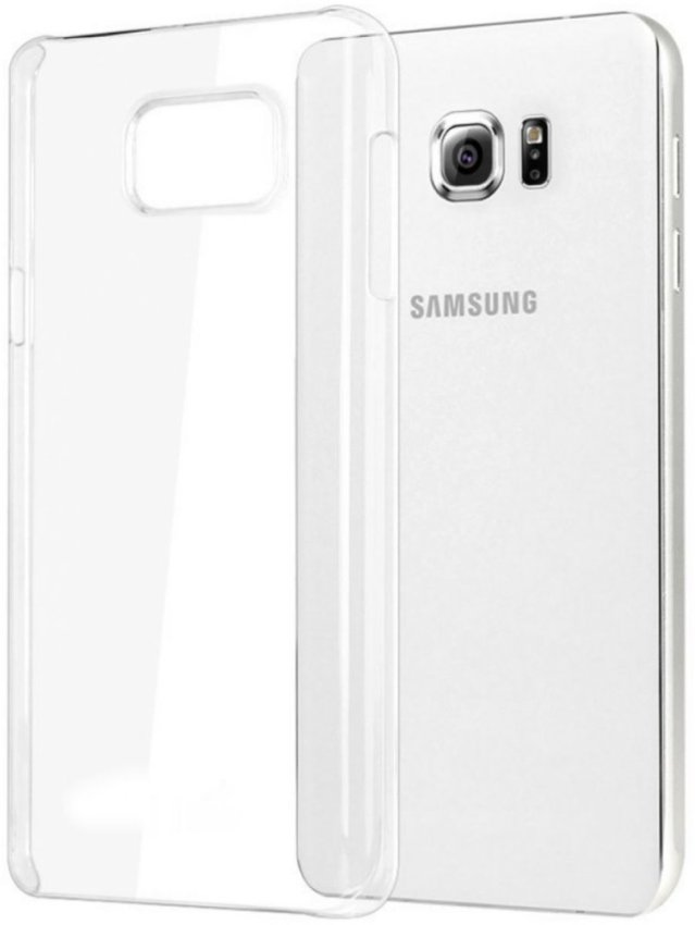 Bluetech Ultra Thin Slim Crystal Clear Soft TPU Back Cover Transparent Fitted Skin Case for Samsung Galaxy Note 5