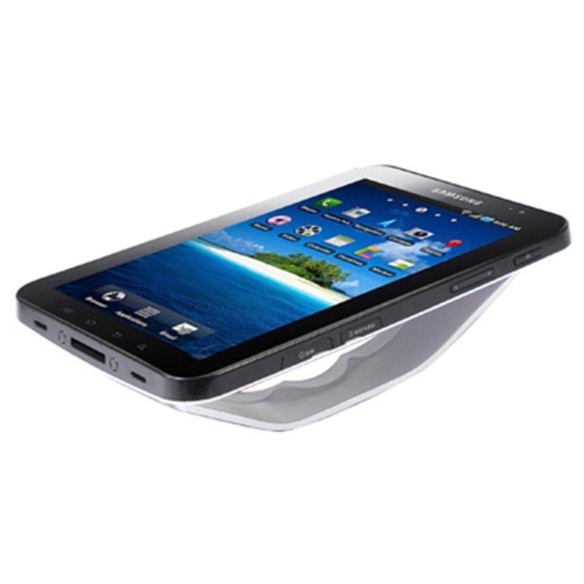 Blz Aluminum Holder for Samsung Galaxy Tab 7 / P1000 / 7 inch Tablet PC - Perak